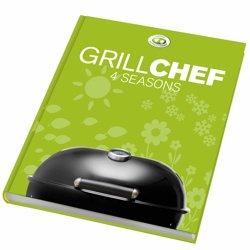 GRILLCHEF 4 pory roku książka firmy OUTDOORCHEF