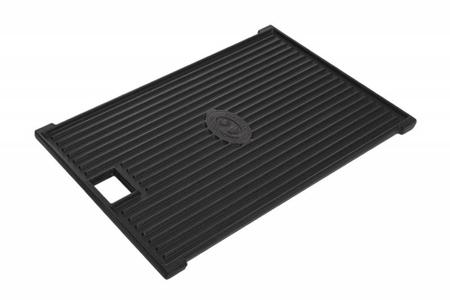 Plancha prostokątna - uniwersalna płyta żeliwna do grillowania